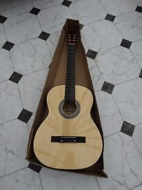 Sierra MG917 4/4 Classical Nylon Strung Guitar - WAREHOUSE CLEARANCE