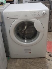 FREE DELIVERY Hoover 7KG family load, 1400spin washing machine WARRANTY