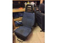 Single van seat (driver's) from Iveco Daily 2002