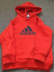 Boys Adidas Hoodie for sale £2.00