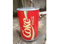 Large Coca-Cola Can Fridge