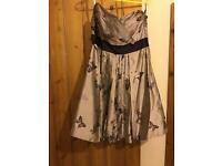 Karen Millen special dress with butterflies