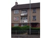 2 bedroom flat situated in the highly popular locale of Hillington in the Southside of Glasgow.
