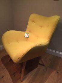 Made Doris Accent Chair in Shetland Moss RRP £299