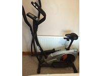 York spire cross trainer