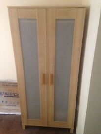 Large Wardrobe Available