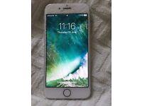 i phone 7 smashed screen fully functional including fingerprint network unlocked