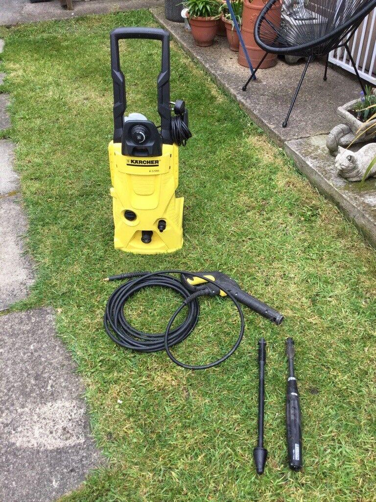 Karcher k3 550 pressure washer needs attention | in Bramley, West Yorkshire  | Gumtree