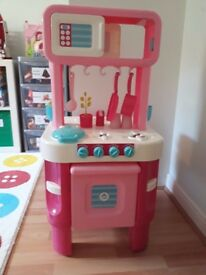 ELC toy kitchen with accessories! BARGAIN!!!