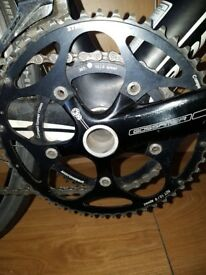 Cannondale supersix full carbon road bike