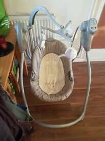 Graco Swinging Chair
