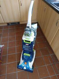 Vax Carpet Cleaner Dual V Advance W87-DV-T (nearly new)