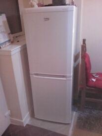 Beko tall 5ft fridge freezer