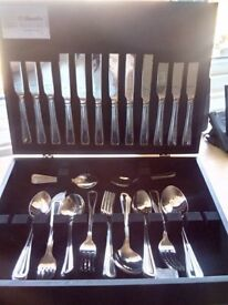 Amefa Premiere boxed canteen of cutlery