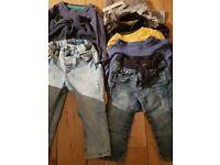 Baby boys bundle clothes