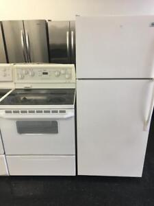 ECONOPLUS OTTAWA SUPER SPECIAL SALE  ON SELECTION OF WHITE  FRIDGE AND  CERAMIC STOVE TOGETHER  FROM 649 $ TX INCLUDED
