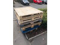 SOLD - Free Pallets