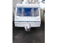 Abbey Dorset County 2 Berth Caravan