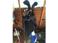 Golden bear golf clubs