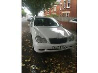 For sale Mercedes c220 Cdi urgent