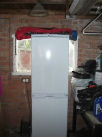 Hotpoint Aquarius fridge freezer, only 1 year old