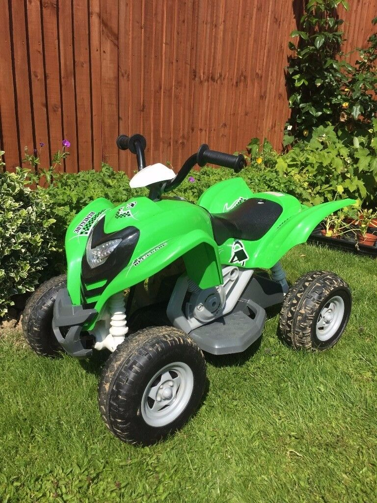 Toys R Us 6v Renegade Quad Bike Kids Battery Powered
