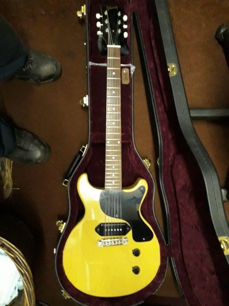 Gibson Les Paul junior DC, custom shop VOS '58