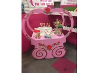 Princess cart