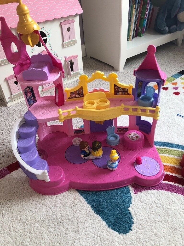 fisher price little people castle in wigginton north yorkshire