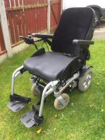 SALSA POWER CHAIR MOBILITY SCOOTER