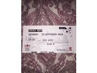 Two jersey boys tickets in grand opera house Belfast