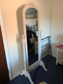 Full length mirror - pretty shabby chic