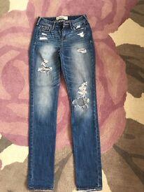 Hollister Jeans w23 L31