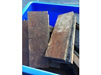 Reclaimed Wood Block - Approx 35