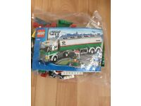 Used Lego set (no box)
