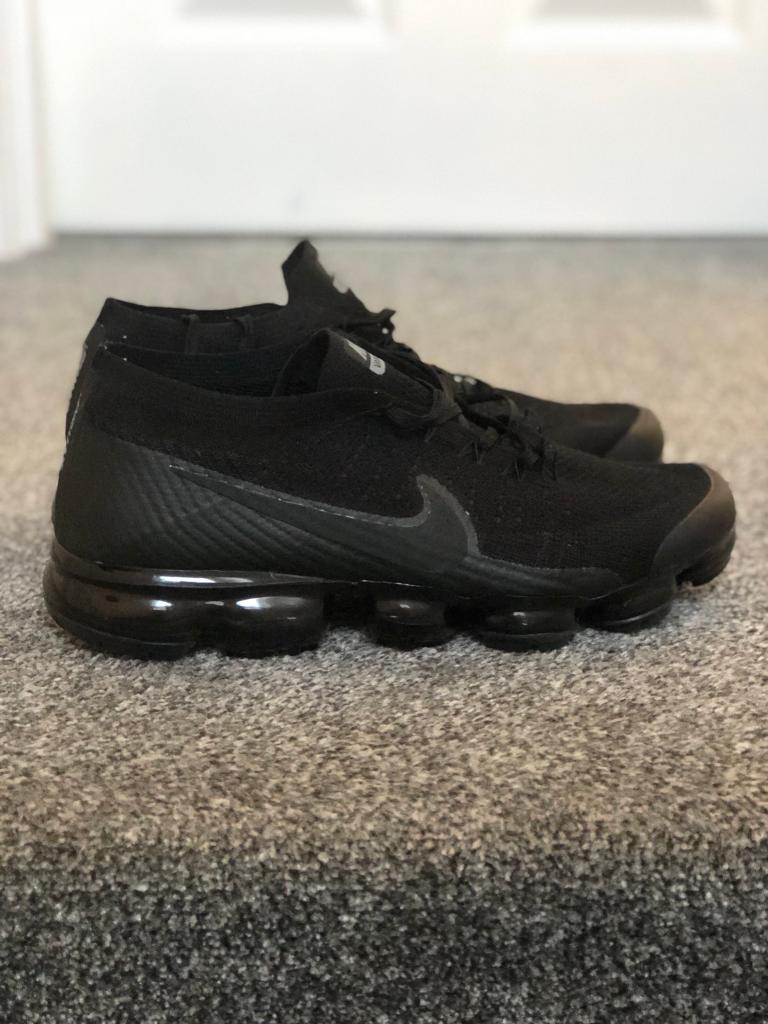3c1c8a15d0410 Nike Vapormax Black UK 10