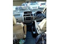 Renault Master STATIC MAN CAVE or CAMPERVAN 2.1L diesel MWB (NON-RUNNER AS NEEDS NEW ENGINE FITTED)