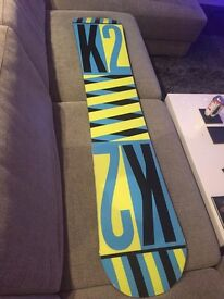 K2 Playback Snowboard and Flite 2 Bindings - £150!