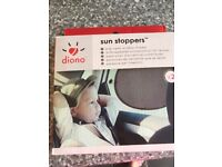 Childrens car sunshades
