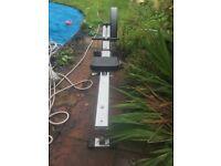 rowing machine v-fit ERG £55