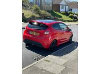 2015 Ford Fiesta EcoBoost Red Edition