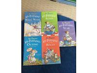 Mrs Pepperpot Set of Books