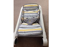 BabaBing Rockout baby bouncer