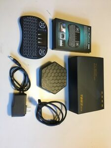 T95Z Plus Android Box w/ Mini Keyboard