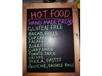 Eggbuckland stores introducing gluten free food