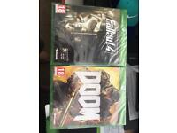 Xbox One games - Doom and Fallout 4