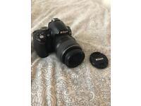 Nikon D3000 DSLR / digital SLR camera