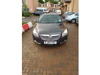 Cheap Vauxhall insignia automatic with PCO Licence for a quick sale.
