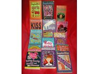 JACQUELINE WILSON BOOKS. LOTS TO CHOSE FROM