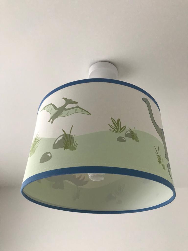Laura ashley dinosaur lamp shade in easington lane tyne and laura ashley dinosaur lamp shade mozeypictures Gallery